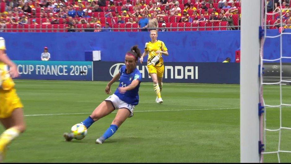 Australie-Italie (1-2) - Bonansea offre au succès au buzzer à la Squadra