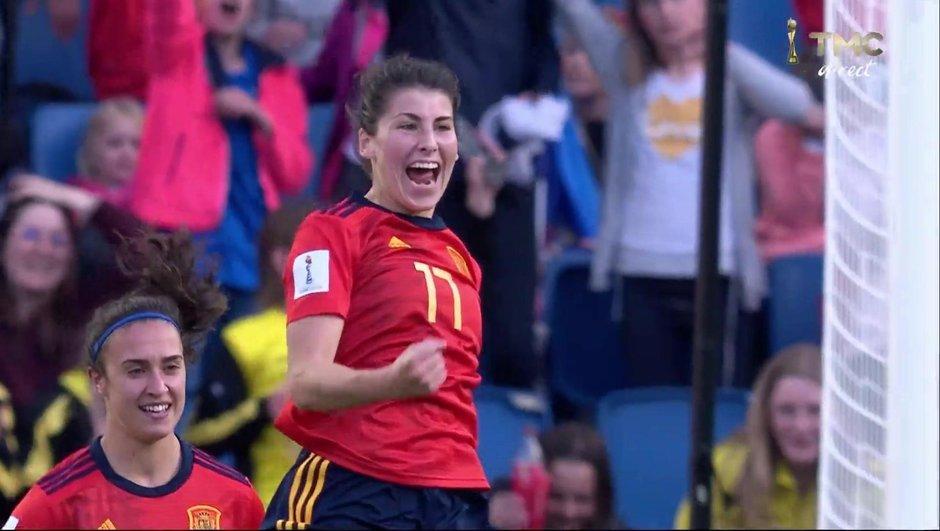 Espagne-Afrique du Sud (3-1) : Le troisième but de la Roja signé Garcia en vidéo