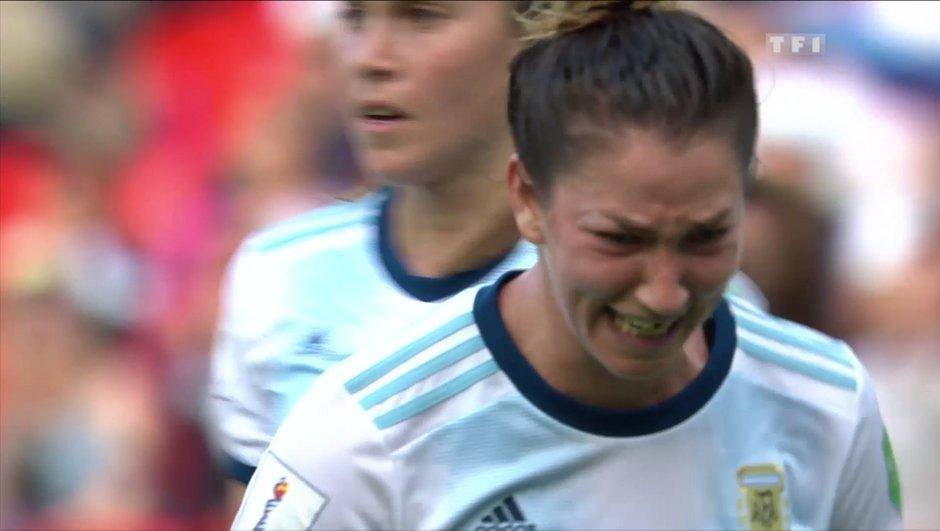 Argentine - Japon (0-0) : Les joueuses de l'Albiceleste  émues aux larmes