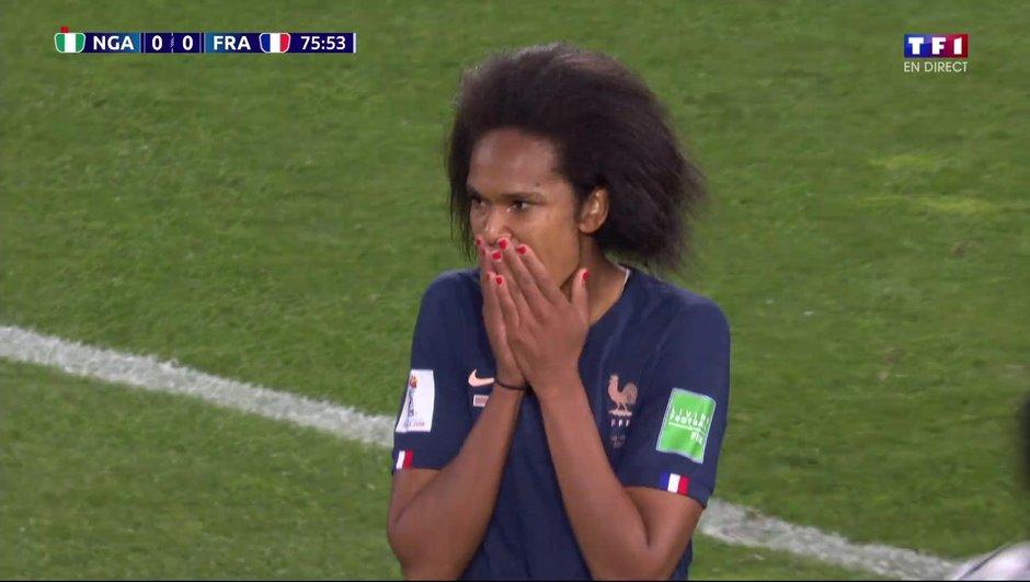 Nigeria-France : Nouveau carton d'audience pour les Bleues