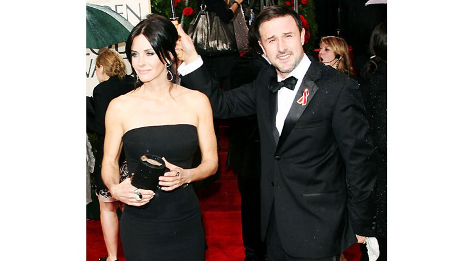Courteney Cox tromperait-elle David Arquette ?