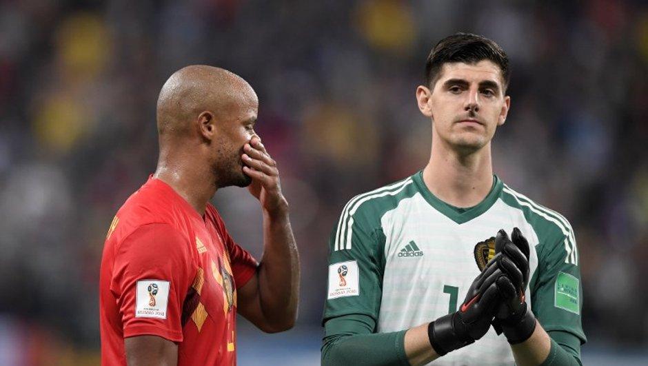 """Thibaut Courtois : """"On a perdu contre une équipe qui n'est pas meilleure que nous"""""""