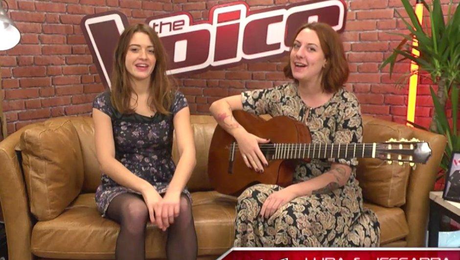 Retrouvez Luna et Jessanna interpréter un des premiers succès d'Adèle !