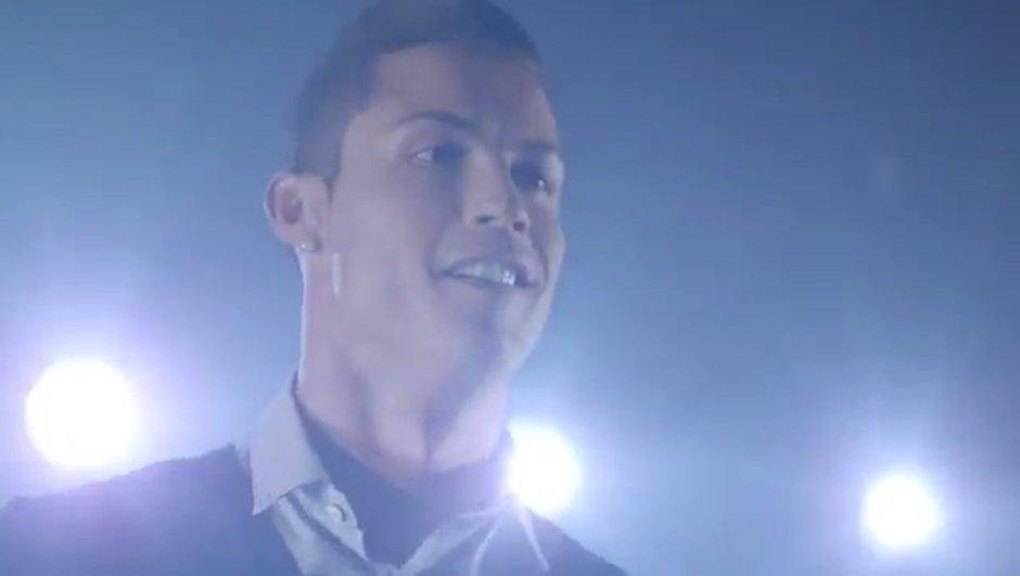 VIDEO - Insolite : le moonwalk de Cristiano Ronaldo !