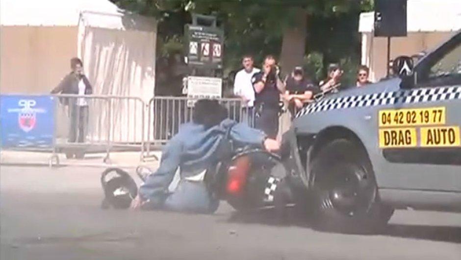 Crash Test à Paris : Les jeunes sensibilisés