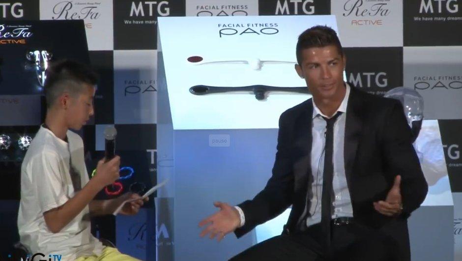 Vidéo insolite - Quand Cristiano Ronaldo soutient un enfant moqué par tout un public
