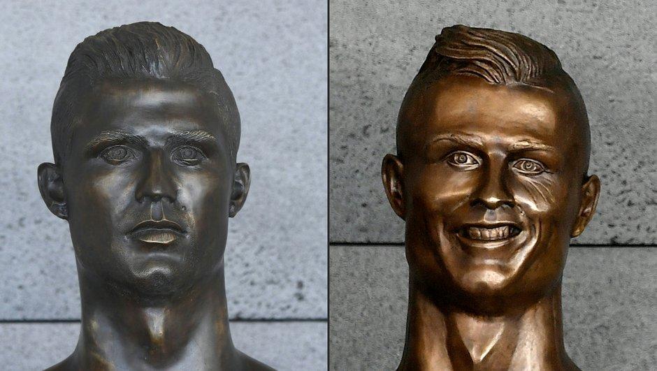 Portugal : le buste de CR7 finalement remplacé à l'aéroport de Madère