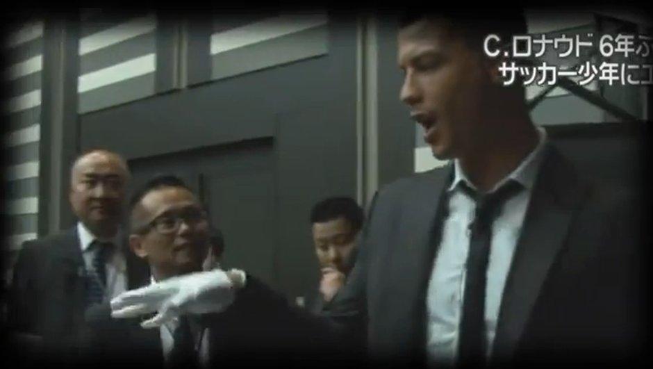 Vidéo insolite : Quand Cristiano Ronaldo imite Michael Jackson