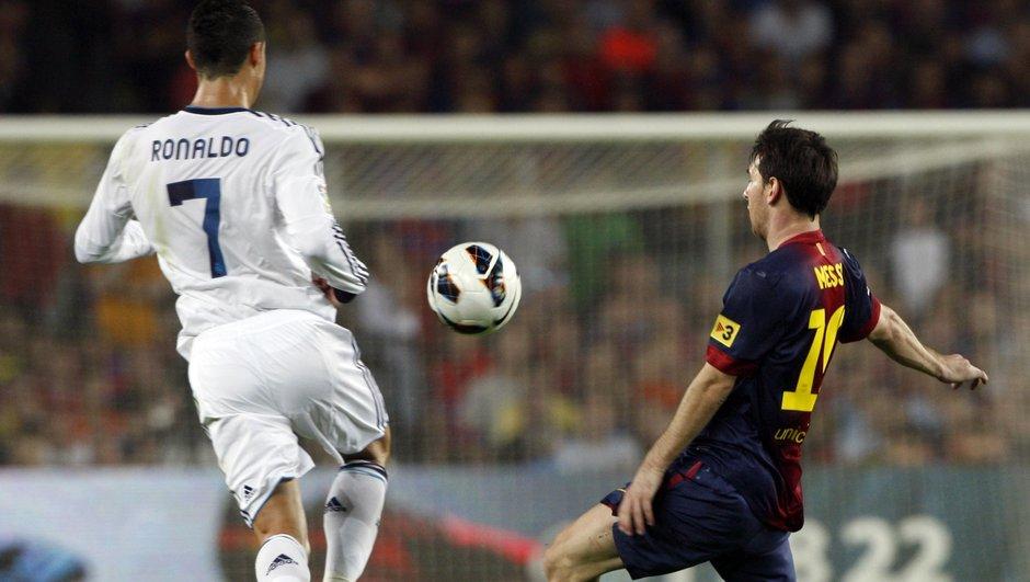 Vidéo insolite : Quand Cristiano Ronaldo et Lionel Messi se disputent dans FIFA 16