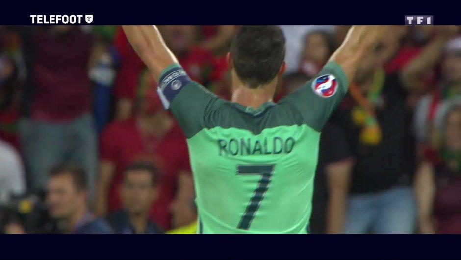 [Téléfoot 10/05] Ronaldo, l'Euro à coeur