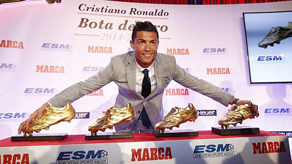 Insolite : Ronaldo contre Miss Monde, Neymar battu par Star Wars