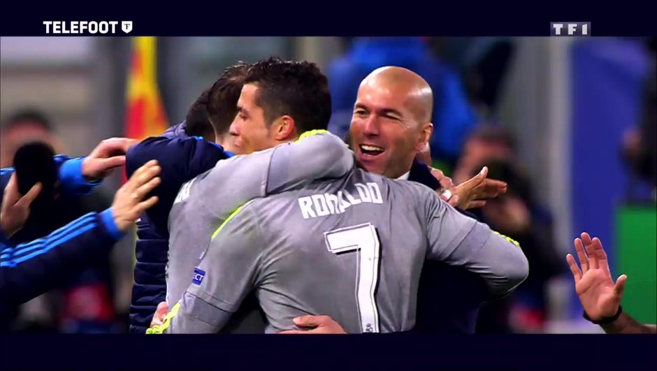 Real Madrid : « Tout va bien » avec Ronaldo, assure Zidane