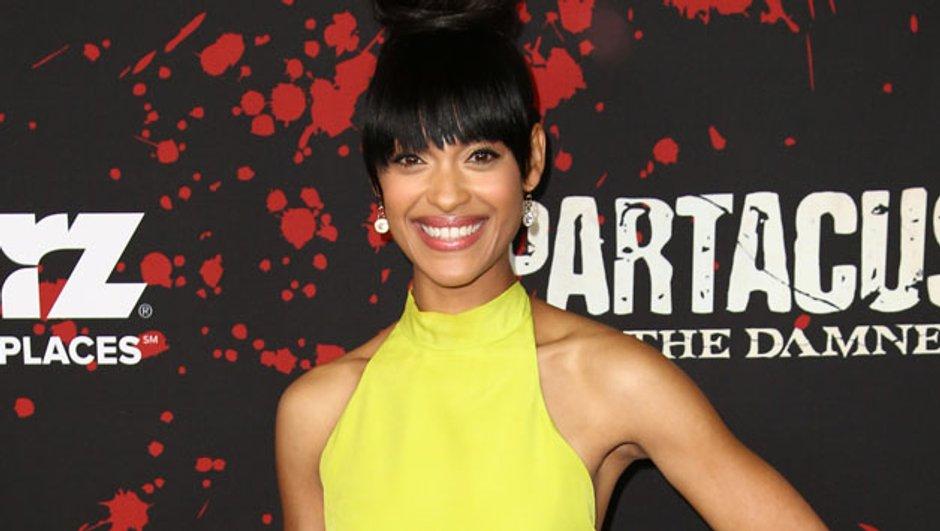 Une actrice de Spartacus dans la saison 4 de Vampire Diaries