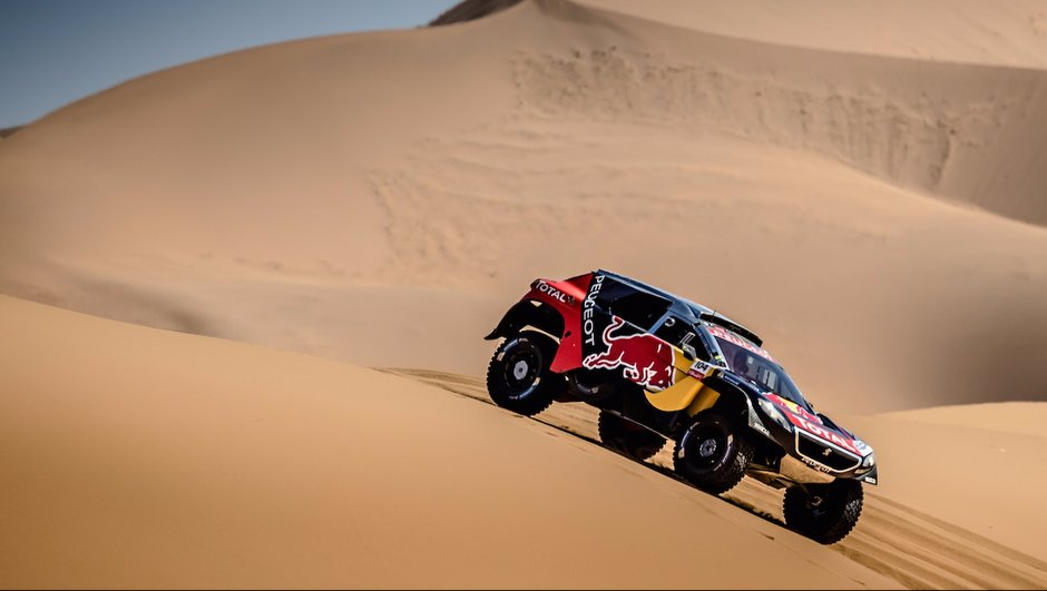 Silk Way Rally : Vainqueur, Despres a battu Loeb et Peterhansel