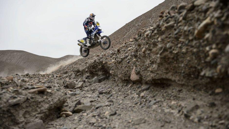 Dakar 2014 - 11e étape Moto : Doublé français grâce à Desprès et Pain