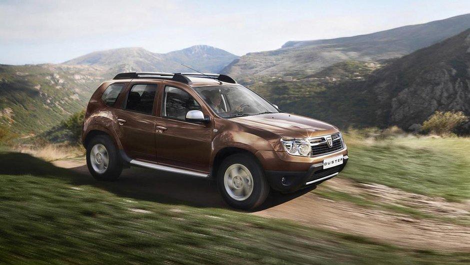 Dacia Duster : nouveaux moteurs diesel et bioéthanol