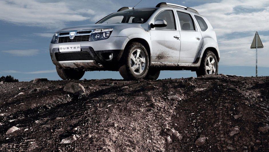 Salon de Francfort 2013 : enfin le Dacia Duster restylé ?