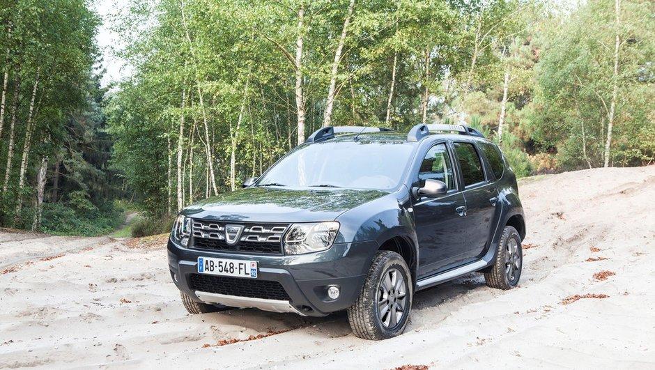 Dacia Duster 2013 : des prix à partir de 11.900 euros