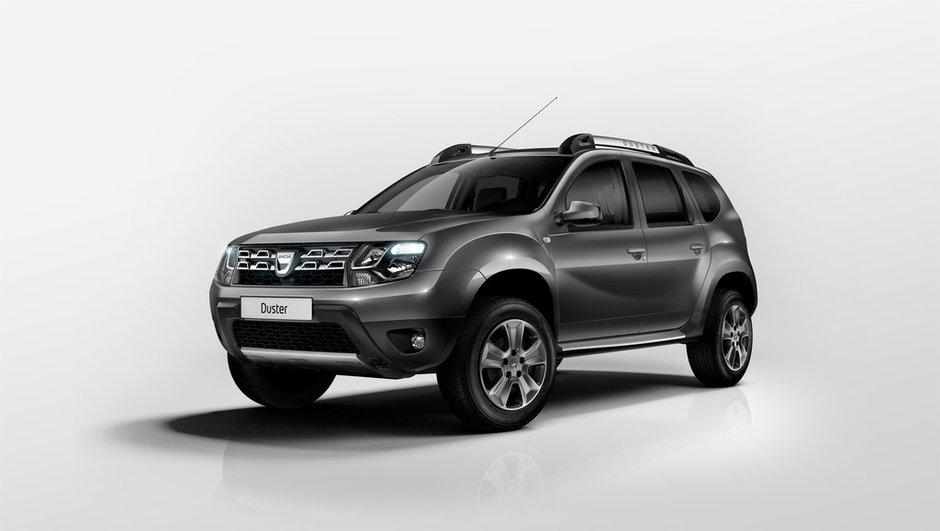 Dacia Duster 2013 : premières photos avant le Salon de Francfort
