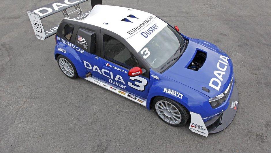Dacia Duster Pikes Peak : nouvelles photos du monstre