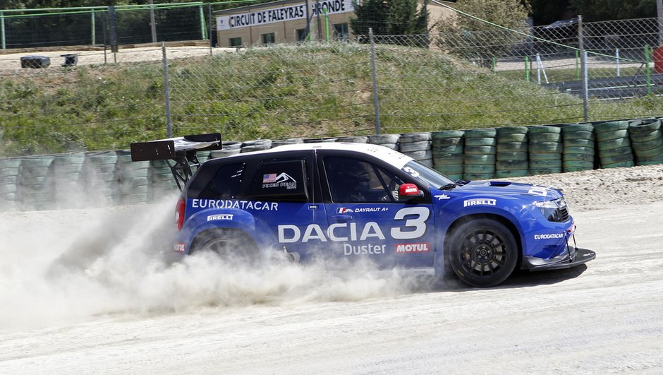 Dacia Duster Pikes Peak : la vidéo officielle !