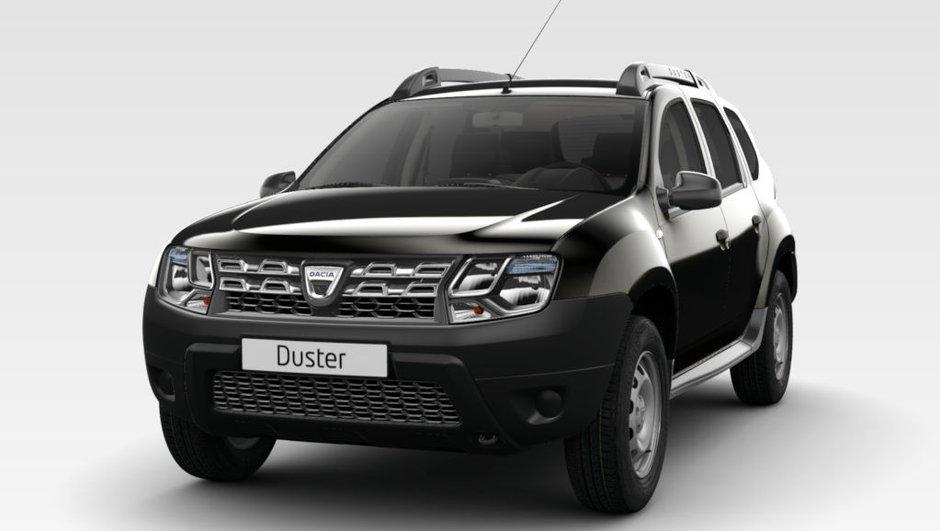 Le Dacia Duster restylé hausse le ton