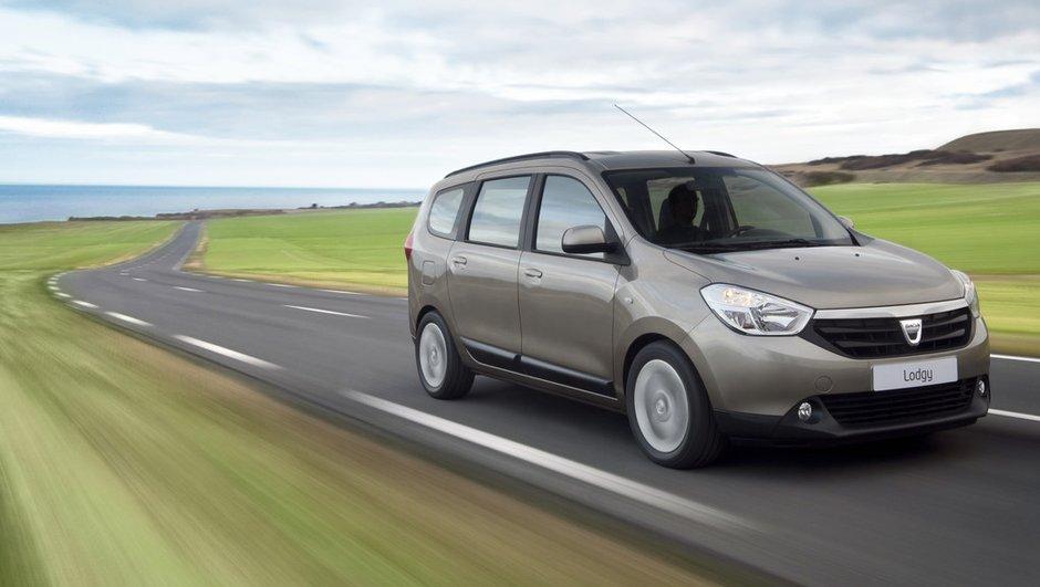 Dacia Lodgy : tous les prix du monospace