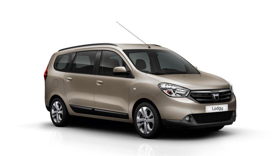 Salon de Genève 2012 : Les grands débuts du Dacia Lodgy