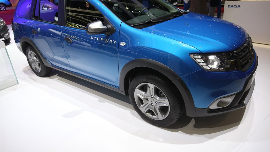 Salon de Genève 2017 : Dacia prend place avec sa Logan MCV