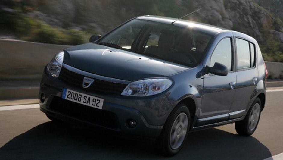 Dacia appréciée de ses clients