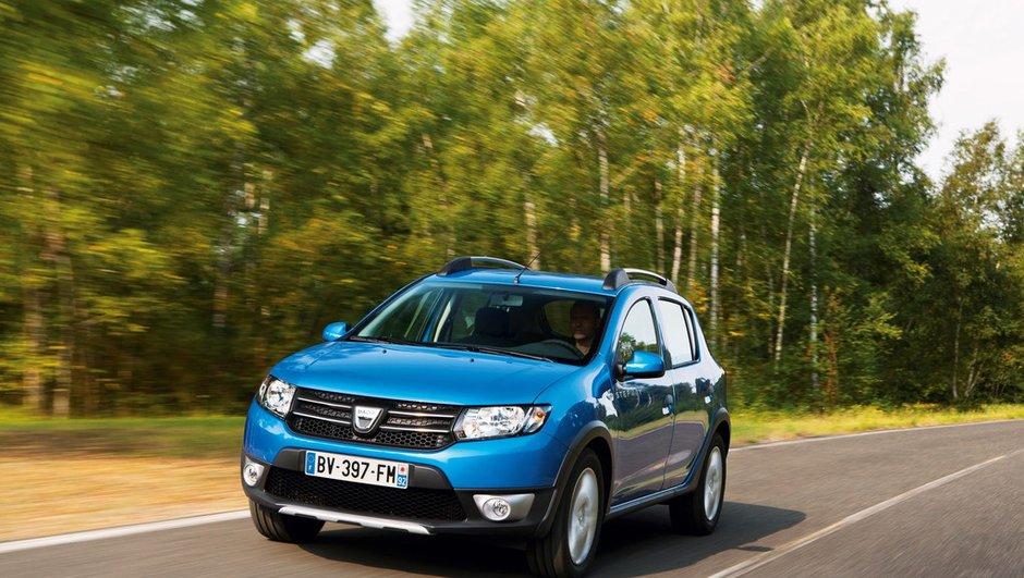 Dacia franchit la barre des 3 millions de modèles vendus depuis 2004