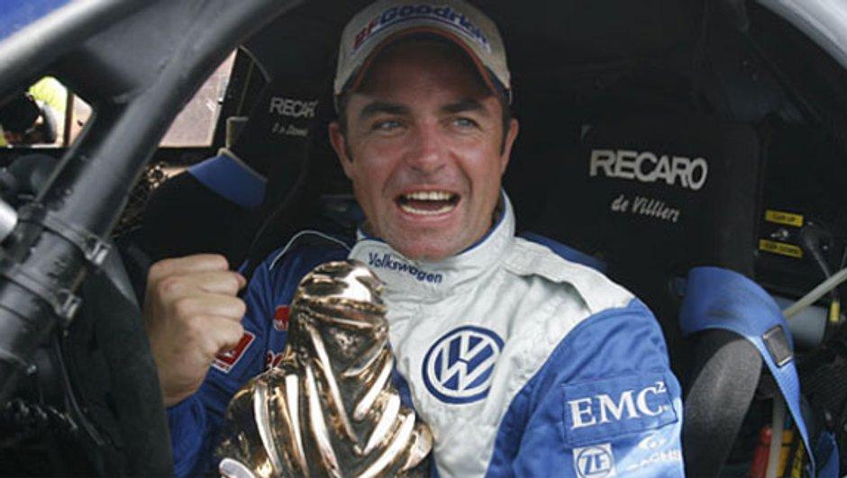 Dakar 2009 : victoire pour De Villiers et Coma