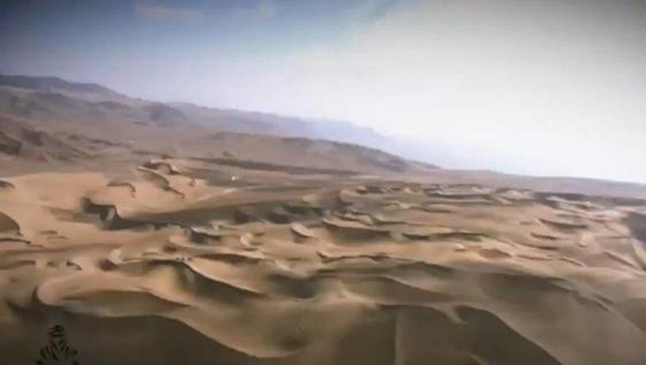 Vidéo : présentation du Dakar 2012