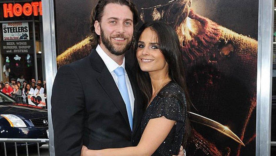 La star de Dallas, Jordana Brewster et son mari Andrew Form ont eu leur premier enfant par mère porteuse