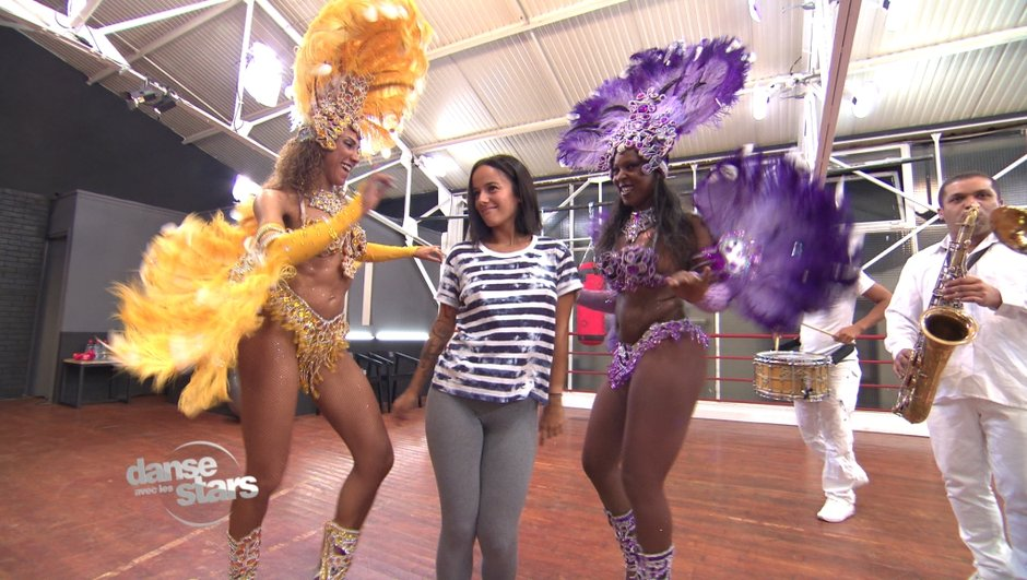 Danse avec les Stars 4 : attention au bootyshake d'Alizée !