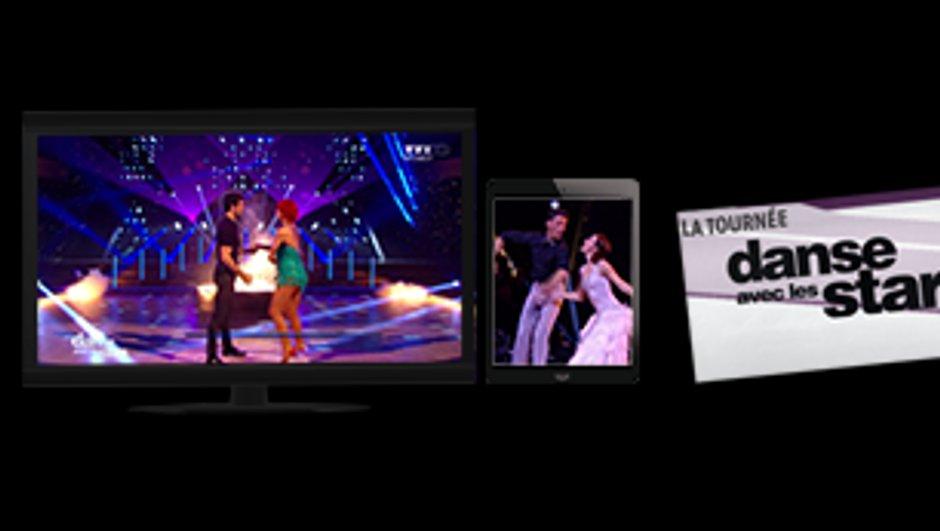 Danse avec les Stars 5 : Grâce à DALS CONNECT, partez en tournée avec vos stars favorites !