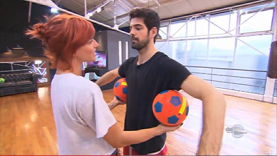 Danse avec les Stars 5 : Un boléro pour Miguel Angel Muñoz et Fauve (VIDEO)