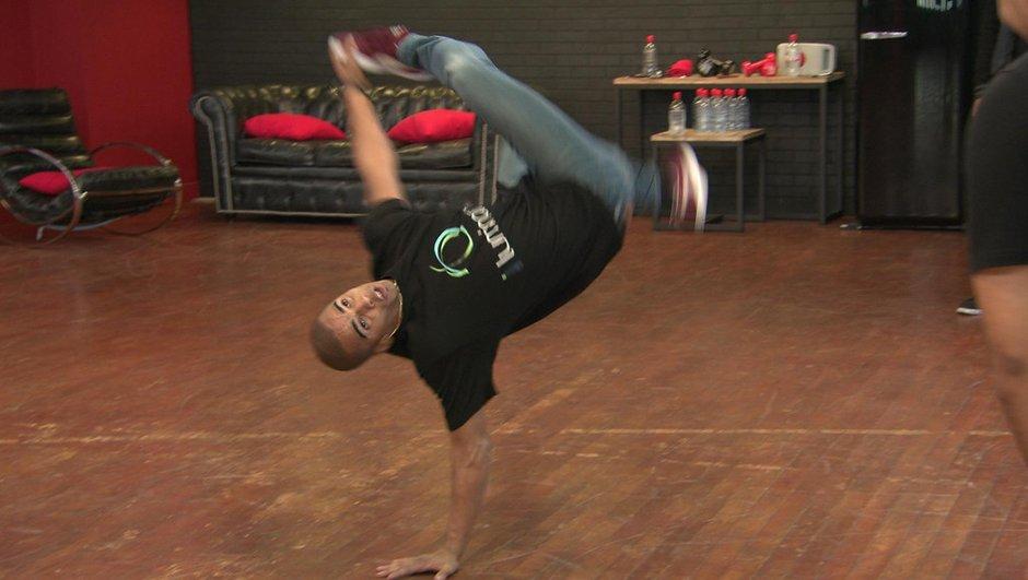 Danse avec les Stars 4 - Finale : Brahim Zaibat veut atteindre la perfection