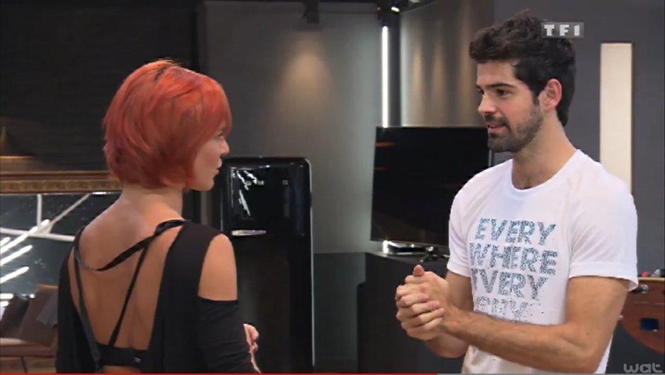 Danse avec les Stars 5 - VIDEO : Un tango pour Miguel Angel Munõz et Fauve Hautot !
