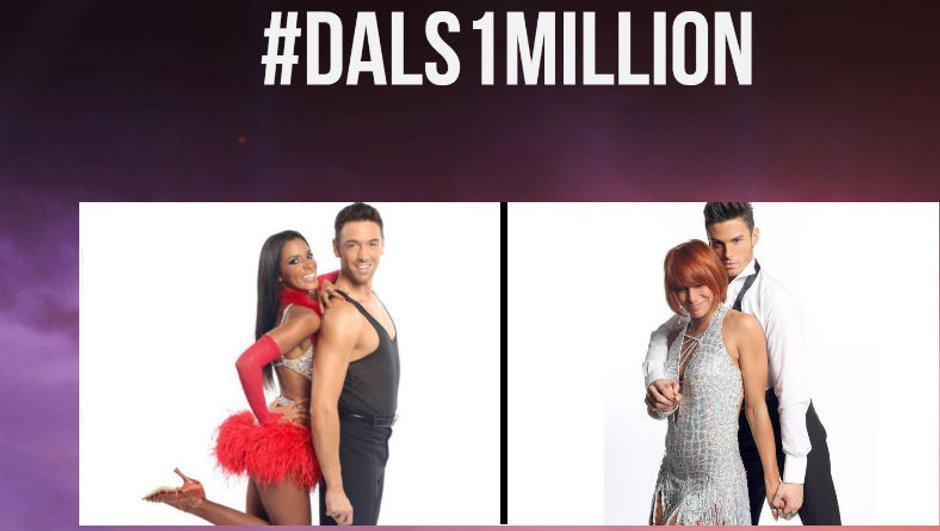 DALS1Million, la meilleure danse de l'histoire DALS – Saison 2, Shy'm vs Baptiste Gabiconi
