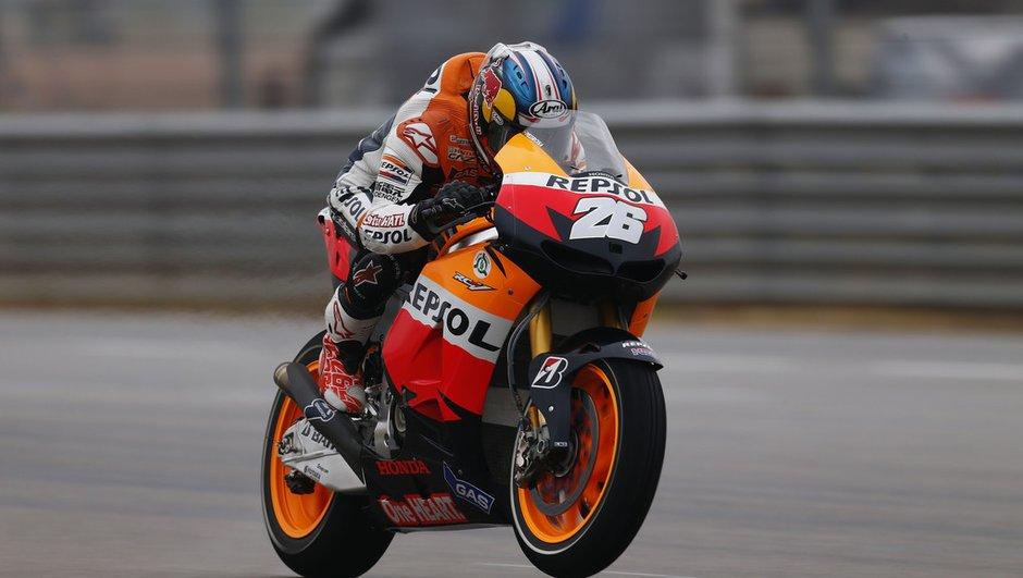 MotoGP - GP de France : Dani Pedrosa facile vainqueur au Mans