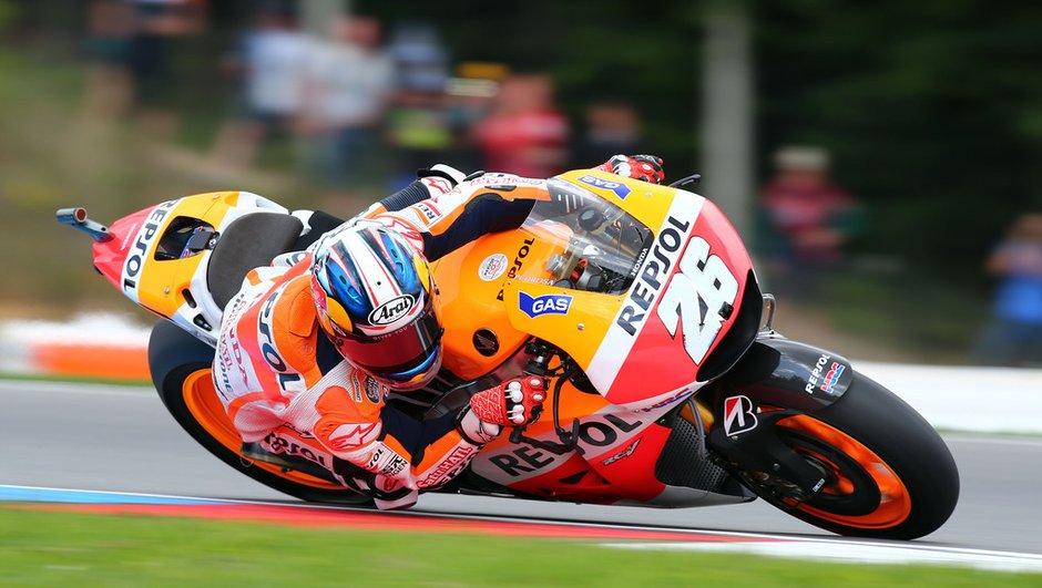 MotoGP - Brno 2014 : Pedrosa met fin à l'hégémonie de Marquez