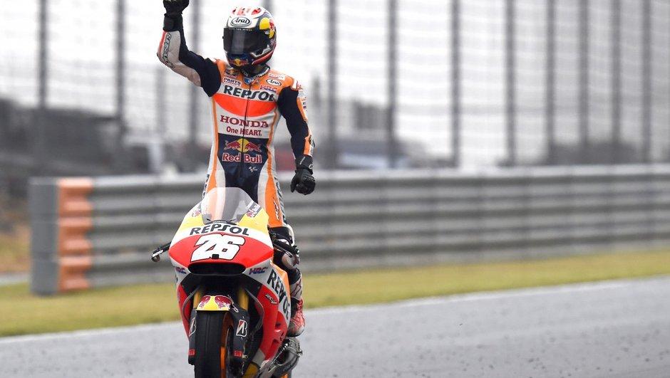 MotoGP Japon 2015 : le résumé vidéo de la victoire de Pedrosa