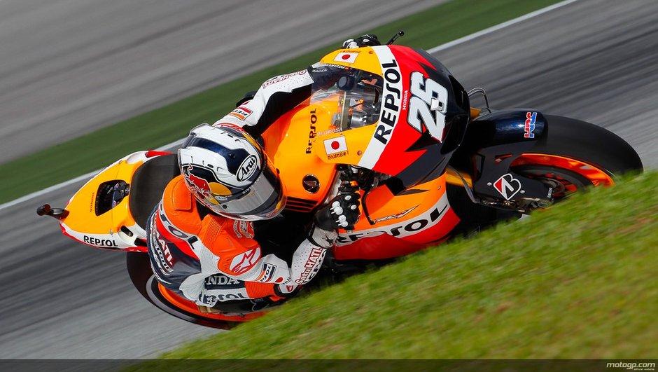Moto GP Malaisie 2011 : L'avant-course