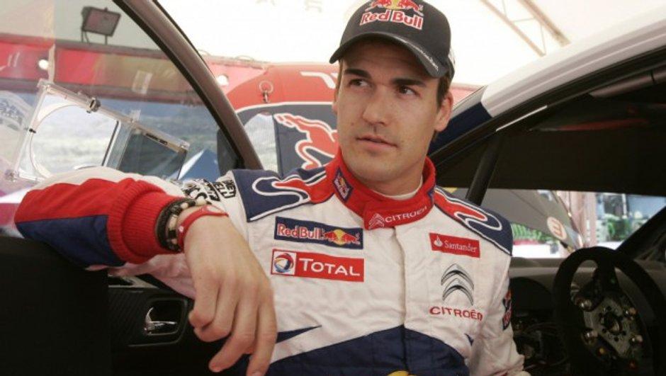 Rallye - WRC : Dani Sordo revient chez Citroën en 2013