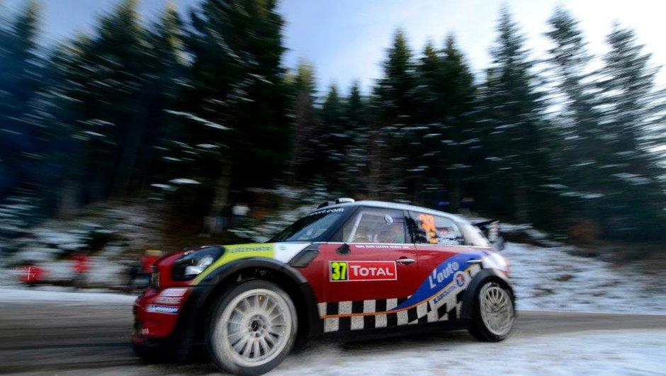Rallye WRC de Monte-Carlo 2012 : bilan du deuxième jour