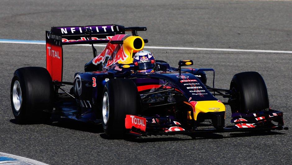F1 - GP Hongrie 2014 : Ricciardo signe sa deuxième victoire de la saison