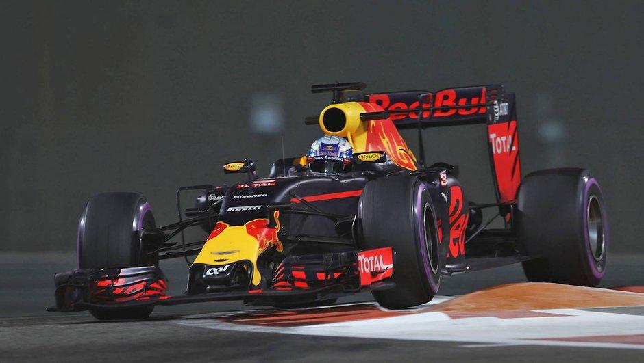 F1 – GP d'Abu Dhabi 2016: Red Bull, le facteur X qui pourrait tout changer