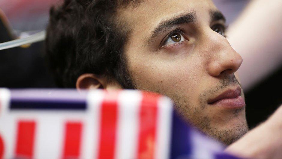 F1 - GP d'Australie 2017 : Daniel Ricciardo surpris lors de son crash