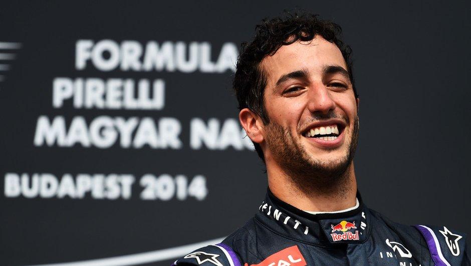 Daniel Ricciardo réalise le meilleur temps de la première séance d'essais libres à Monaco